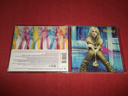 britney spears - britney enhanced cd usa ed 2001 mdisk