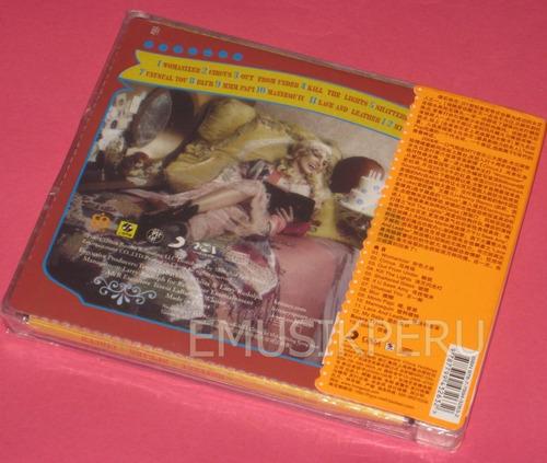 britney spears circus (china edition) (sellado)  -  emk