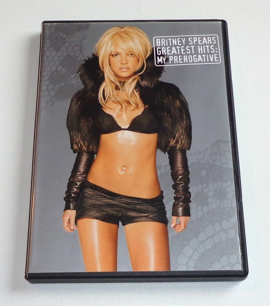 dvd my prerogative