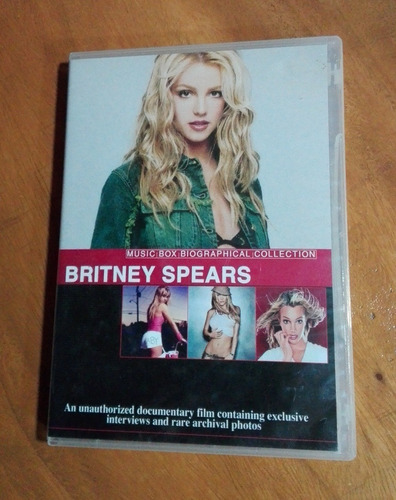 britney spears - music box: biographical collection