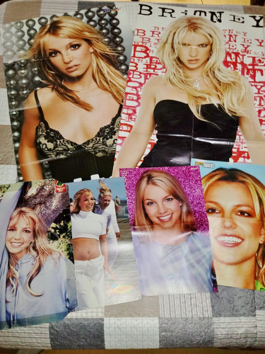 britney spears - pacote de posters 90+