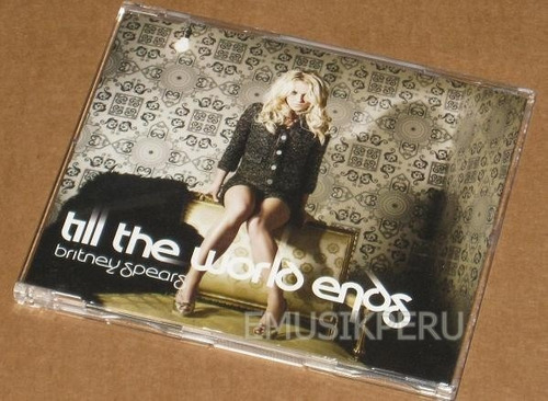 britney spears till the world ends   -  emk