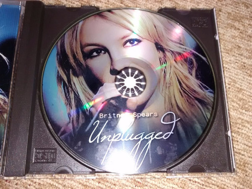 britney spears unplugged cd bootleg