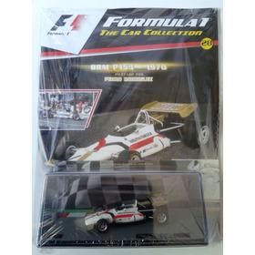 Brm P153 P. Rodriguez 1970 1/43 Formula 1 Salvat 28 Kxz Ghf