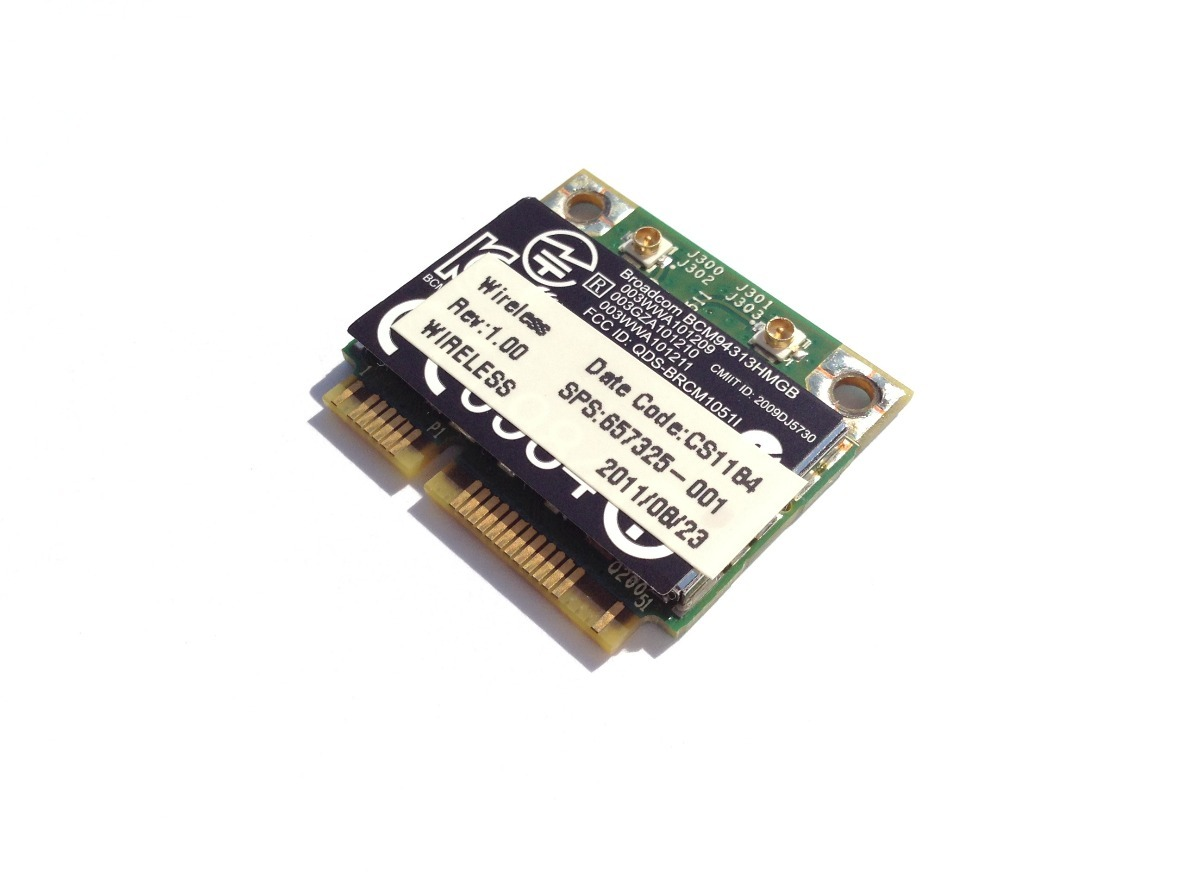HP 2000Z-2A00 CTO BROADCOM WLAN 64 BIT