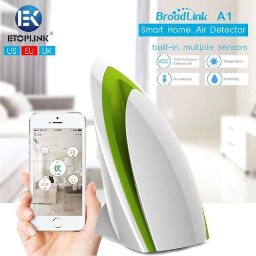 broadlink a1 sensor de calidad de aire7luz7temperatura