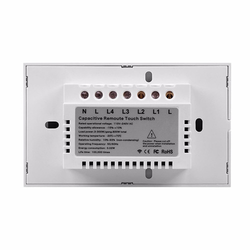 broadlink lightswitch tc2 domotica luces casa inteligente