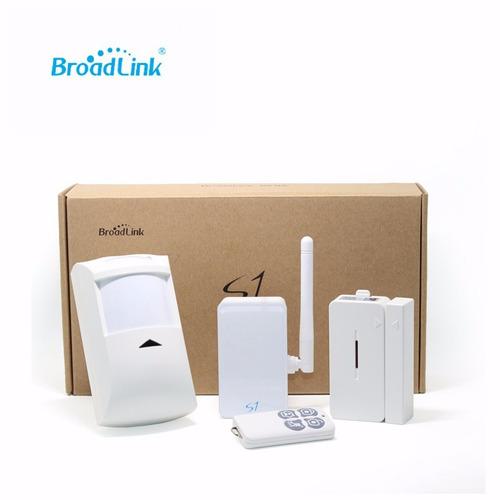 broadlink s1c alarma wifi inalambrica inteligente domótica