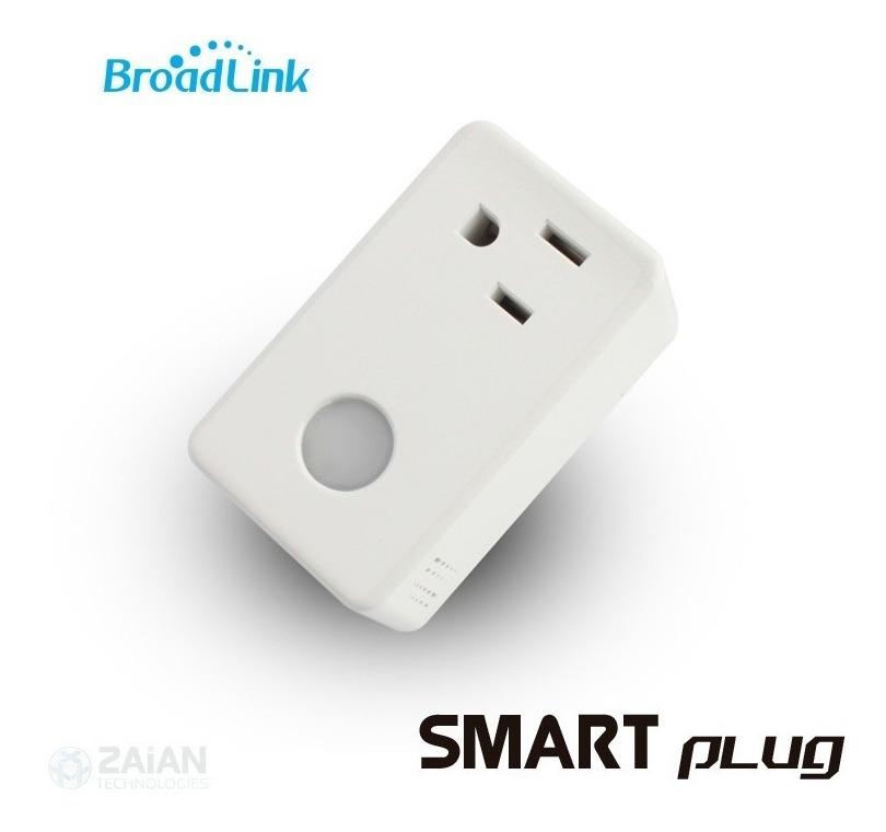Broadlink Smart Plug Sp3 Toma Rele Relay 10a Automatizar App