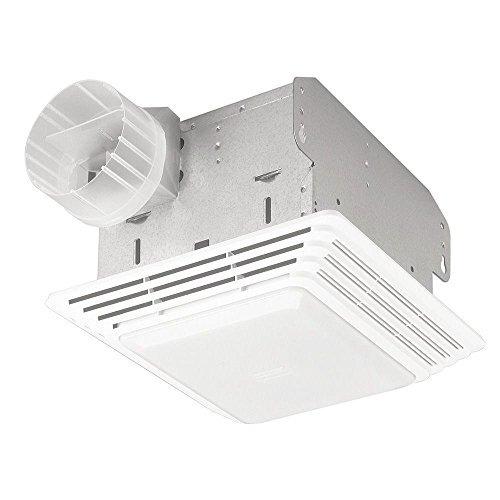 broan 678 ventilador de ventilación y combinación de luz, 50