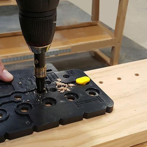 broca 5mm para plantilla entrepaños moviles carpintero 2312