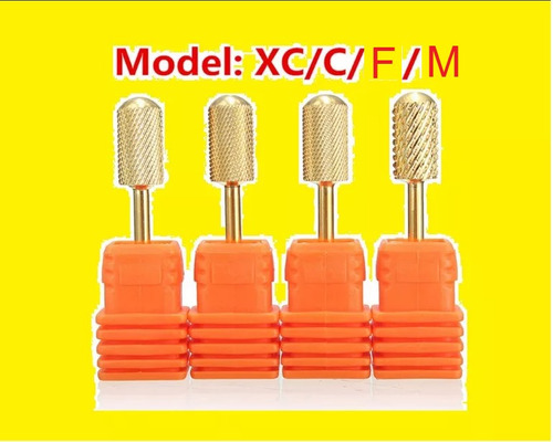 broca carbide punta de seguridad  model f