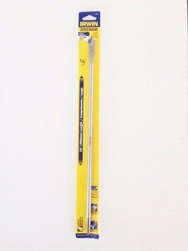 broca chata para madeira irwin spdb 400mm x 16mm  iw14016
