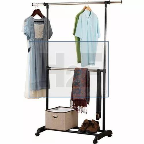 broca closet rodante 2 niveles extendible msi