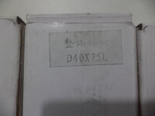 broca diamantada para vidro d40x7 5l