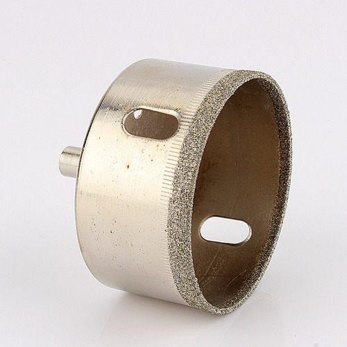broca diamantada serra copo 60mm fura vidro ceramica madeira