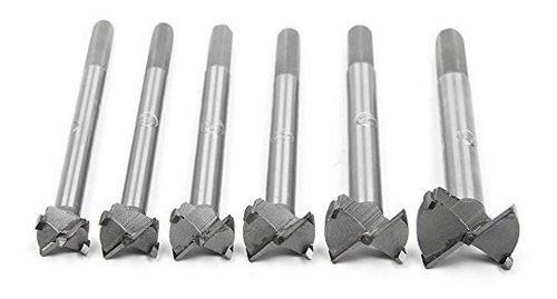 broca forstner ankoow 6 piezas 16 mm30 mm sierra de agujero
