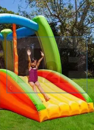 broca juego inflable brincolin jump n play