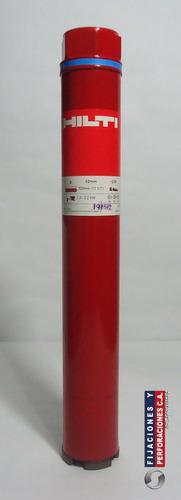 broca mecha diamante core drill 52 mm - 2 pulg. ps hilti
