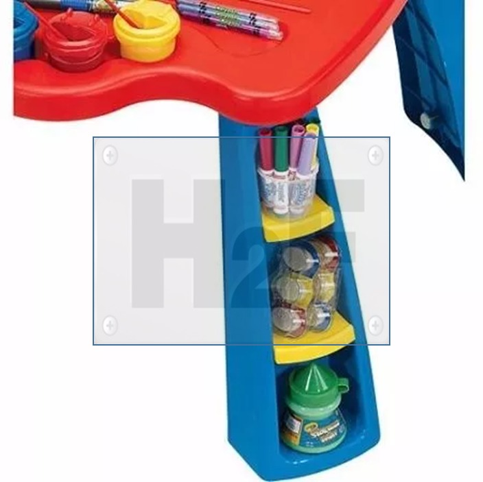 Crayola 3930 - Delantal Mini Kids Nomaco