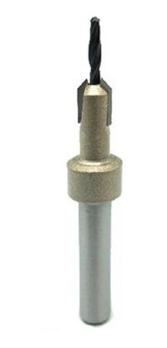 broca para rebaixo com escareador 10mm x 4mm x 15mm