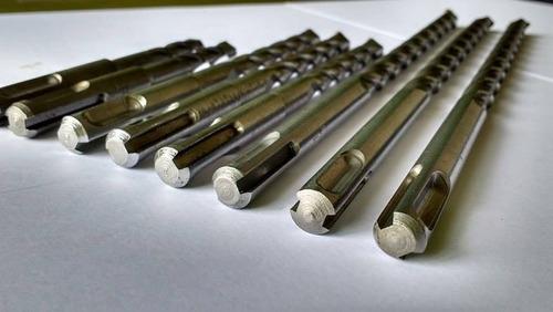 broca sds plus 6mm x110mm (05 peças)