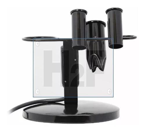 broca soporte organizador para secadora de cabello elect msi