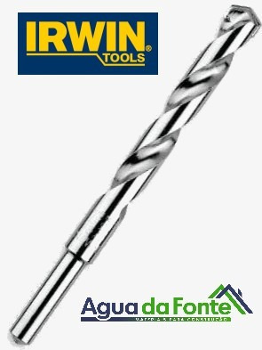 broca widea para concreto 12,00mm - irwin