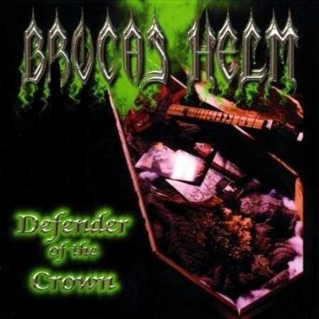 brocas helm-defender of the crown cd digipack