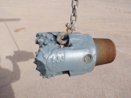 brocas p/ perforadora rotaria barrenas trepanos triconicas