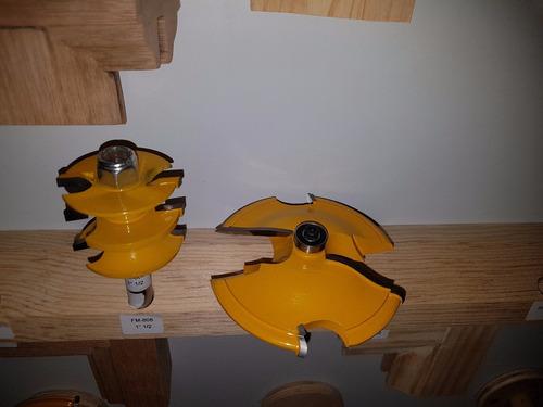 brocas router para puertas principales 1 1/2 industrial marco y tablero