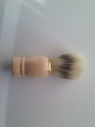 brocha de afeitar para hacer espuma (afeitado clásico)