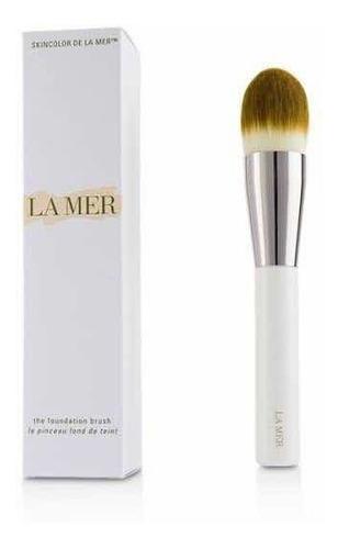 brocha para base de maquillaje la mer foundation brush