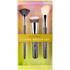 1a67a96cd Brochas Sigma Kit Maquillaje - Maquillajes en Mercado Libre México