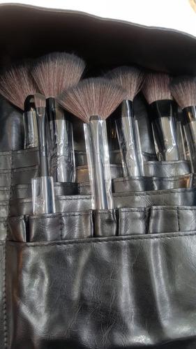 brochas maquillaje con cangurera profesional!