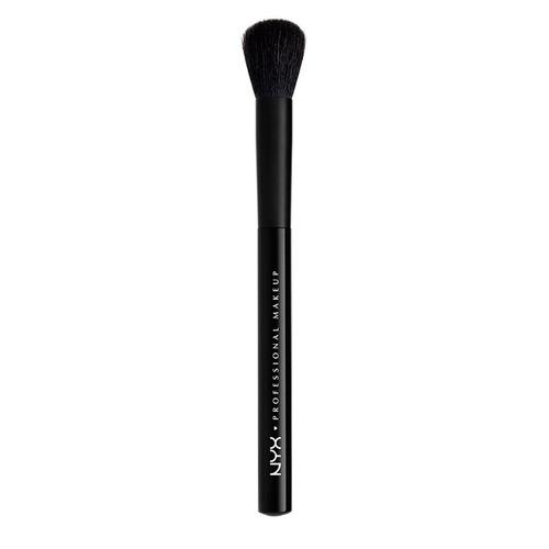 brochas maquillaje profesional rostro contour prob brush nyx
