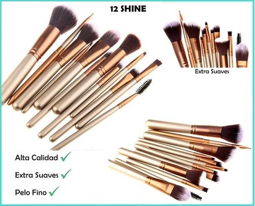 brochas maquillaje set