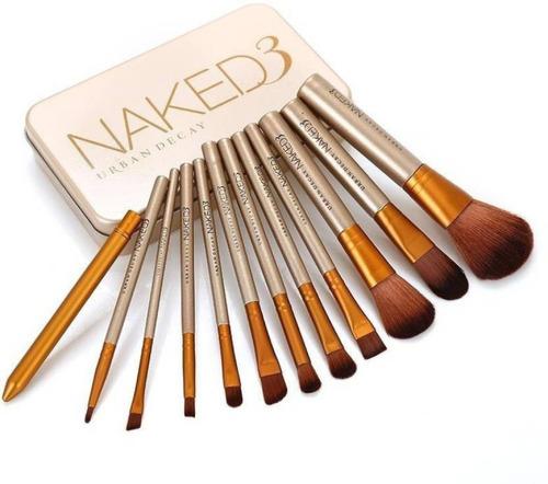 brochas naked set por 6 cajas de 12 unidades envio gratis