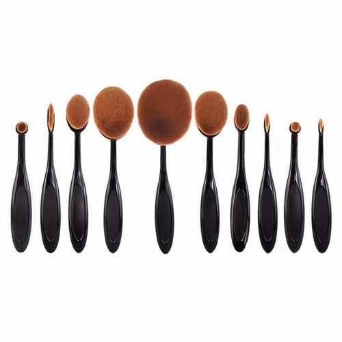 brochas oval brush