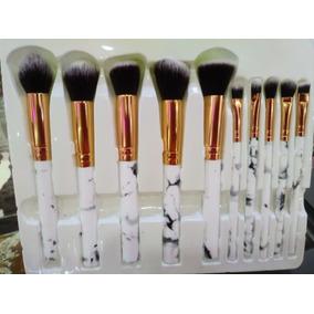 9139786d8f614 Brocha Marmol Brochas Y Pinceles Set De - Aplicadores para Maquillaje en  Mercado Libre México