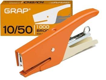 broche grap para abrochadora 10/50 similar mit caja 5000