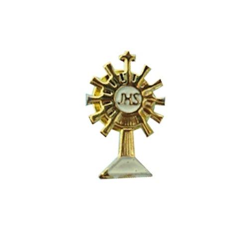 broche para ministro da eucaristía