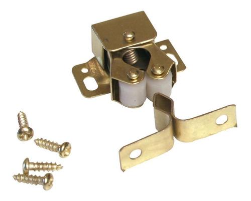 broche perico con tornillos laton brillante handyhome 3082