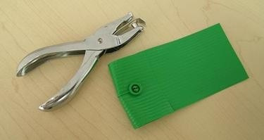 broches seguro 10 botones plastico colores calidad ferretera