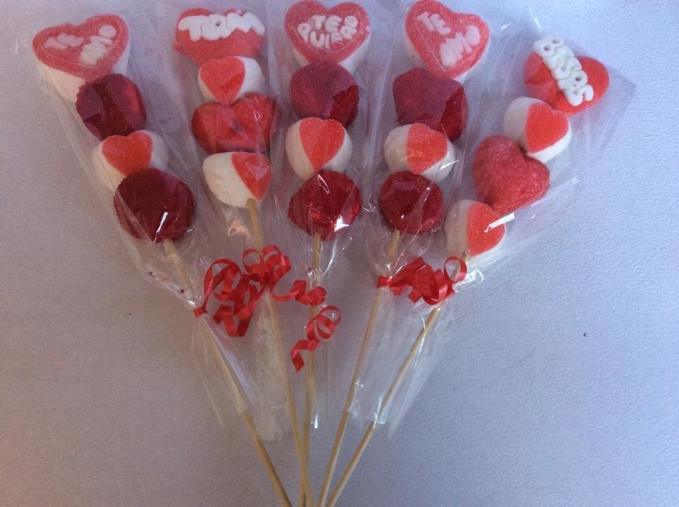 Como Hacer Paletas De Bombon Para San Valentin Fondos De Pantalla