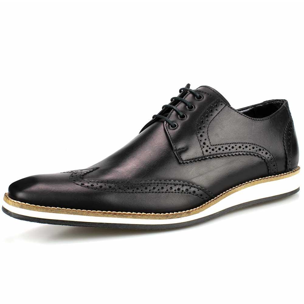 ac9d5d2e03 brogue sapato masculino oxford docksides top side em couro · sapato  masculino oxford. sapato masculino oxford. 5 Fotos