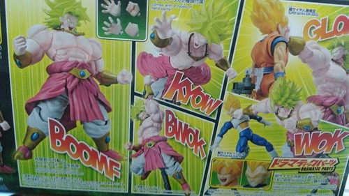broly legendary super saiyan model kit