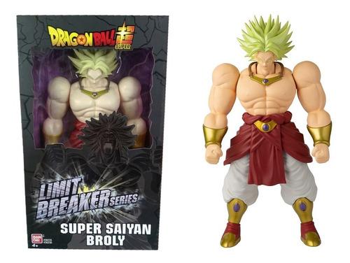broly super saiyan limit breaker bandai 30cm regalosleon