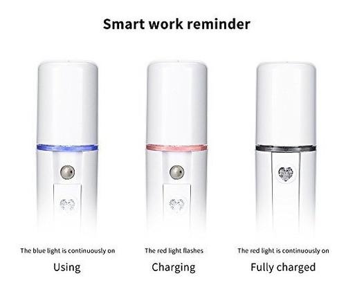 bromose nano steamer portable sprayer rociador de humedad mi