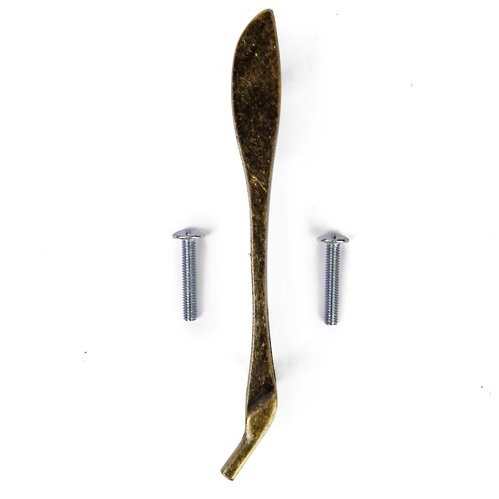 Bronce Antiguo Creativo Cuchillo Diseño Cocina Gabinete Arm ...